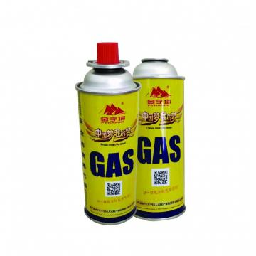 Butane Gas Cartridges Portable Fuel Cylinder Cooker for portable gas