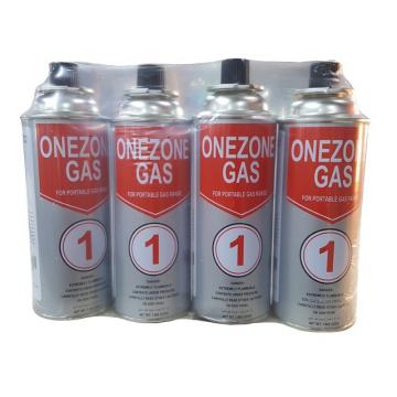 Good price camping gas cartridge camping butane gas metal aerosol bottle For Outdoor Camping