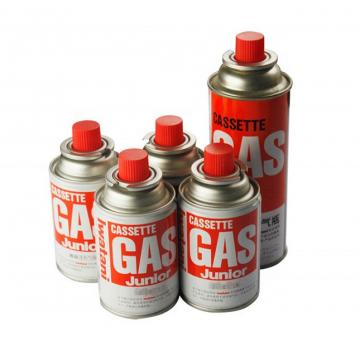 Disposable mapp butane propane fuel gas cylinder gas cylinder 190 gr